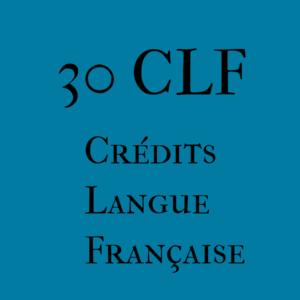 30 CLF