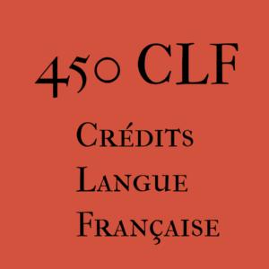 450 CLF6